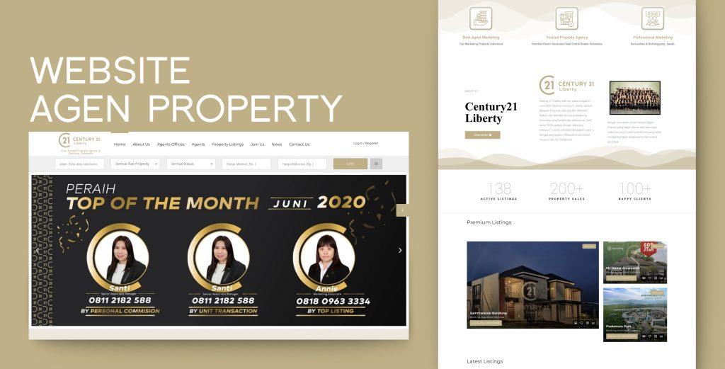 Demo Website Agen Property